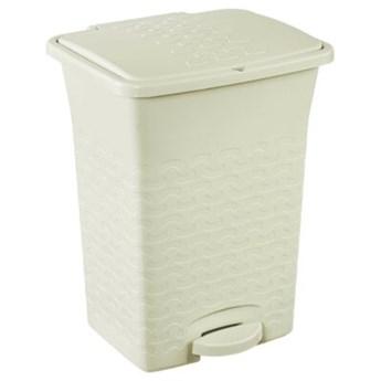Kosz na śmieci BRANQ Cotton 1410 10 l Beżowy