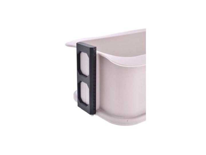 Forma do pieczenia keksówka DUKA KISEL silikon szkło beżowa Keksówki Kolor Beżowy Kategoria Formy i foremki
