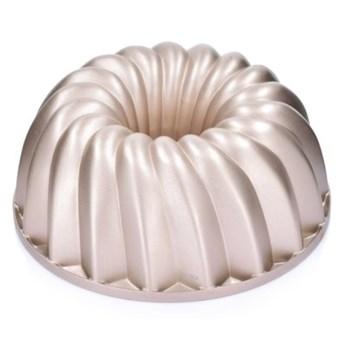 Forma do babki wielkanocnej DUKA GODIS 24 cm złota aluminium