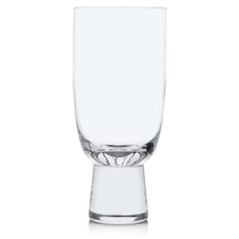 GLASS SZKLANKA NA NÓŻCE 400ML TRANSPARENTNY