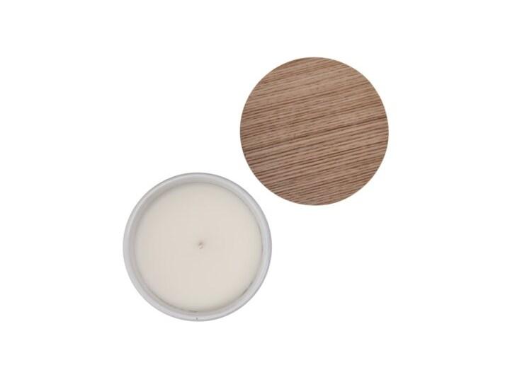 WABI SABI ŚWIECA ZAPACHOWA 9X10 CM LAKEVIEV Kolor Biały Kategoria Świeczniki i świece