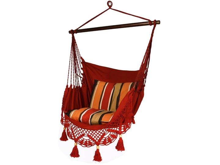 Zestaw hamakowy: fotel AHC-11 ze stojakiem drewnianym Atlas, fotel AHC-11+stojak Atlas Drewno Kategoria Fotele ogrodowe