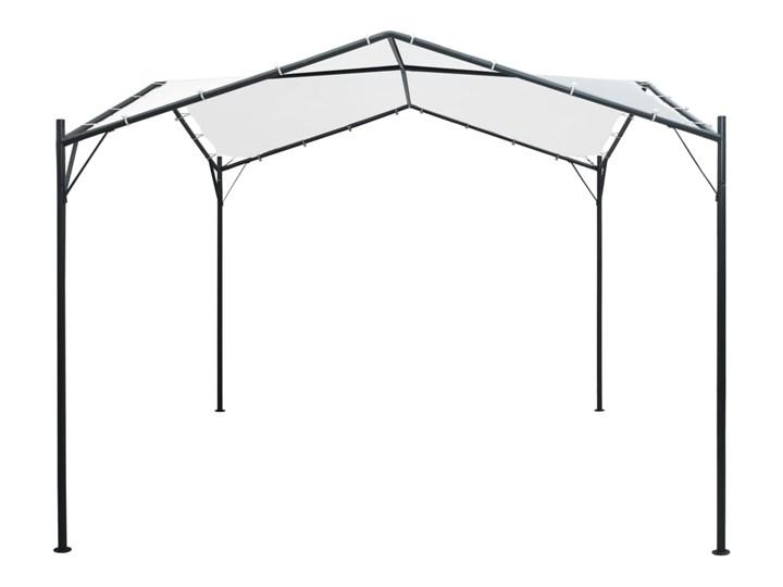 vidaXL Pawilon ogrodowy, 3x3x2,6 m, biały, 180 g/m² Długość 3 m Szerokość 3 m Wysokość 260 cm Kategoria Altany ogrodowe