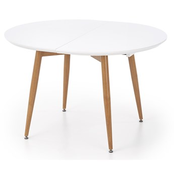 Stół rozkładany miodowy dąb OUTLET