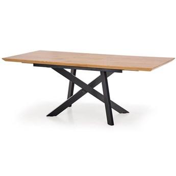 Rozkładany stół Loft Nestor Dąb Złoty