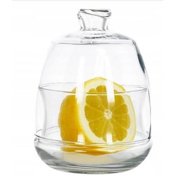 Pojemnik szklny na cytrynę