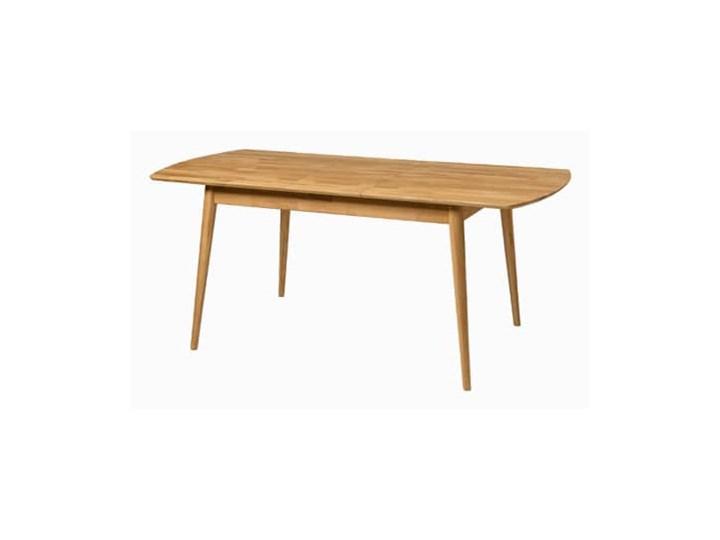 Stół drewniany, dębowy rozkładany Fabio