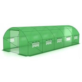 Tunel foliowy - szklarnia ogrodowa 3x8m