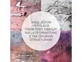 DEEP - Wielkoformatowy obraz na płótnie abstrakcyjny art&texture™ 100x100 Pomieszczenie Salon