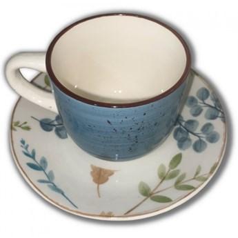 Zestaw filiżanek do herbaty Tognana Gaia - 6 szt.