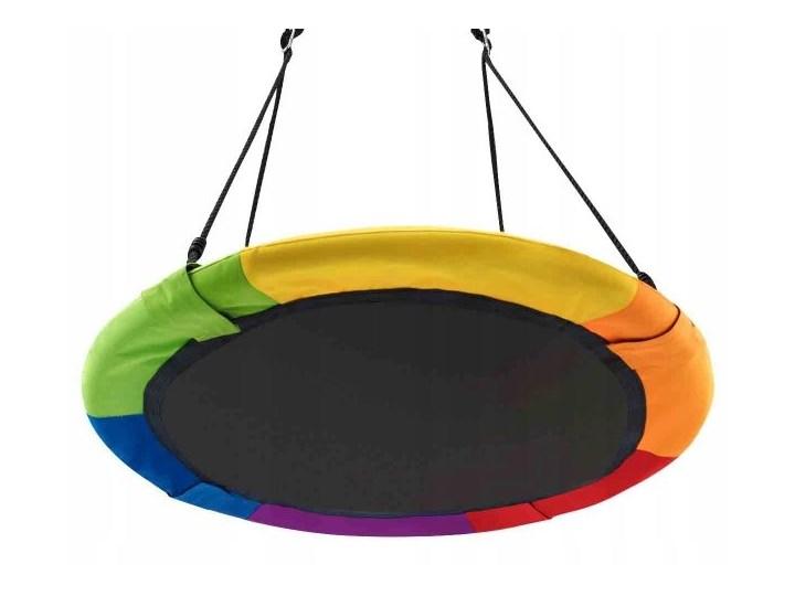Huśtawka dla dzieci bocianie gniazdo  - kolorowa Metal Kategoria Huśtawki dla dzieci
