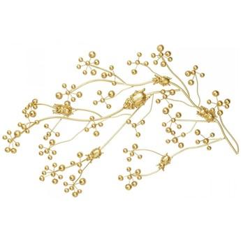 Dekoracja ścienna Wardrobe Beetle On Tree 102x61 cm złota
