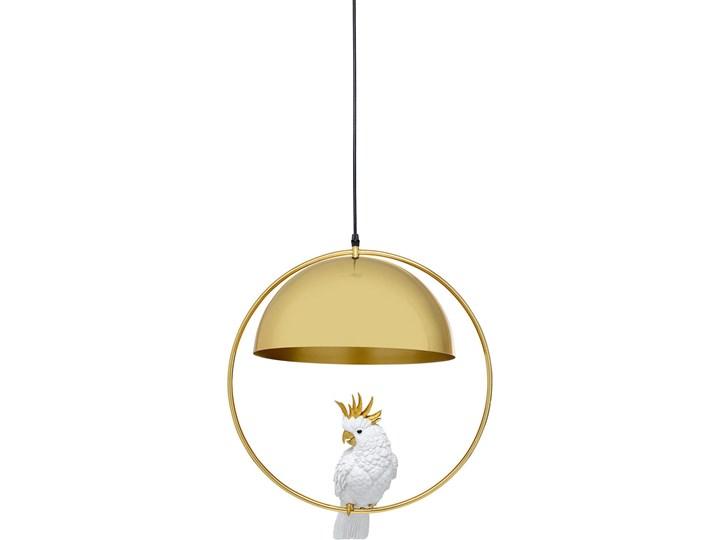 Lampa wisząca Cockatoo 46x60 cm złota Kolor Złoty Kategoria Lampy wiszące
