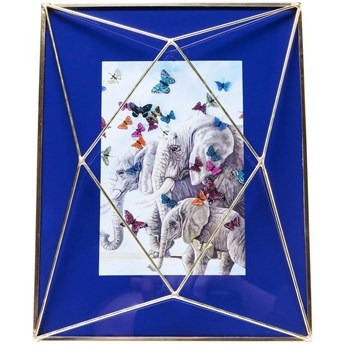 Ramka Pastel Blue 10x15 cm niebieska