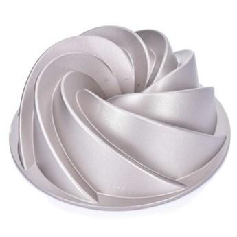 Forma do pieczenia babki spirala DUKA GODIS 24 cm aluminium