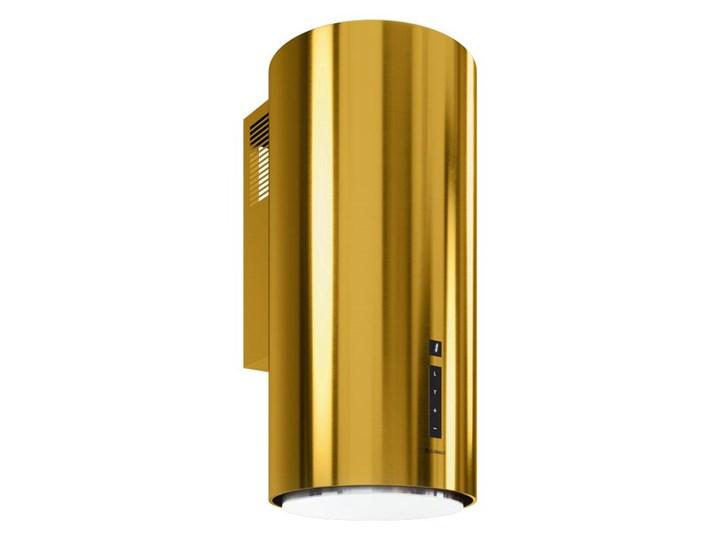 Okap kuchenny Heweno 39.2 Gold Sterowanie Elektroniczne Okap przyścienny Poziom hałasu 69 dB