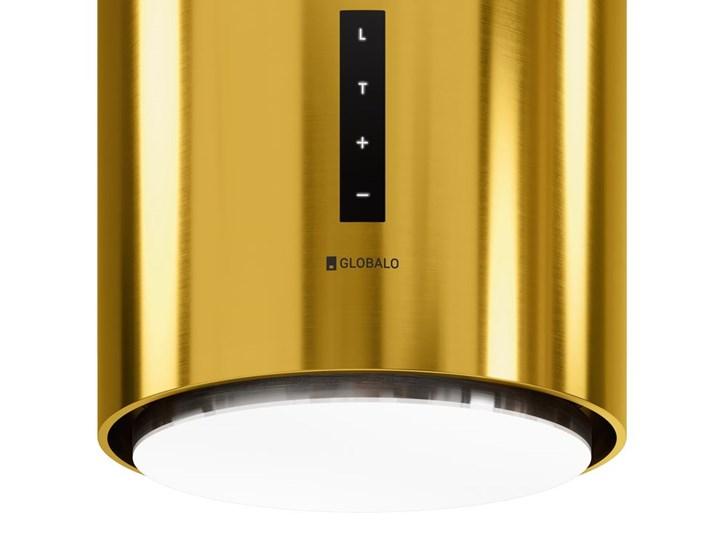 Okap kuchenny Heweno 39.2 Gold Okap przyścienny Sterowanie Elektroniczne Poziom hałasu 69 dB