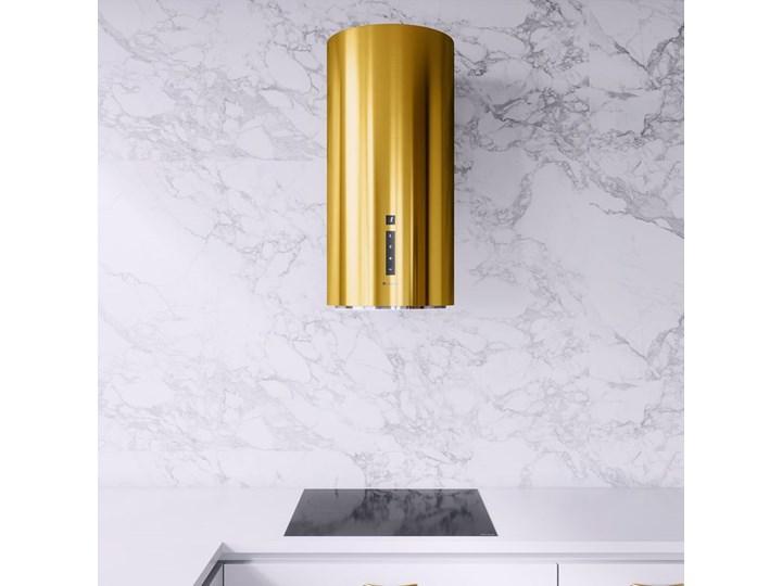 Okap kuchenny Heweno 39.2 Gold Okap przyścienny Poziom hałasu 63 dB Poziom hałasu 69 dB
