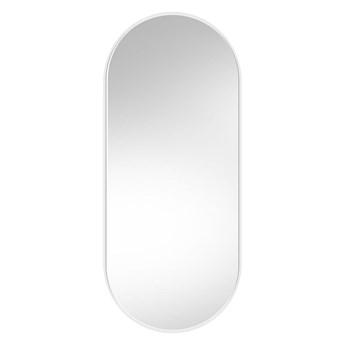 Lustro Ambient Slim – w białej ramie
