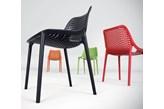 Kolorowe krzesło Air Stamp