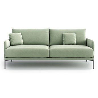 Sofa Ines 3 osobowa, Pistachio