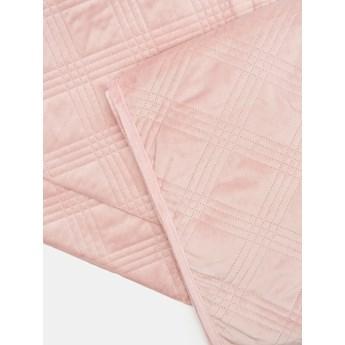 Sinsay - Narzuta premium 220x240 - Różowy