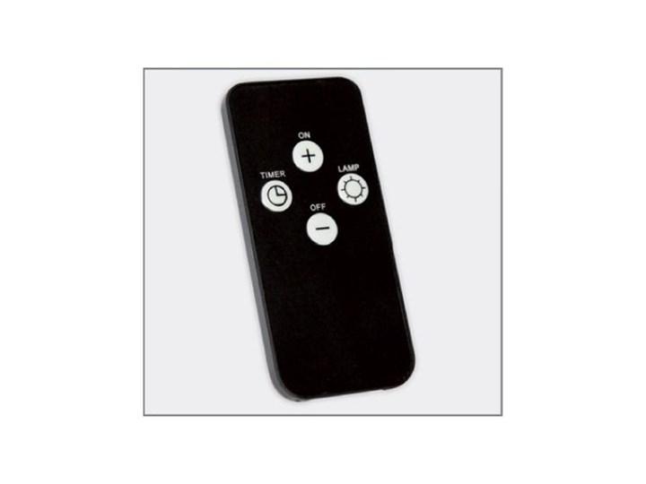 Okap podszafkowy Lando Glass Black 86,4 cm Okap do zabudowy Kolor Czarny