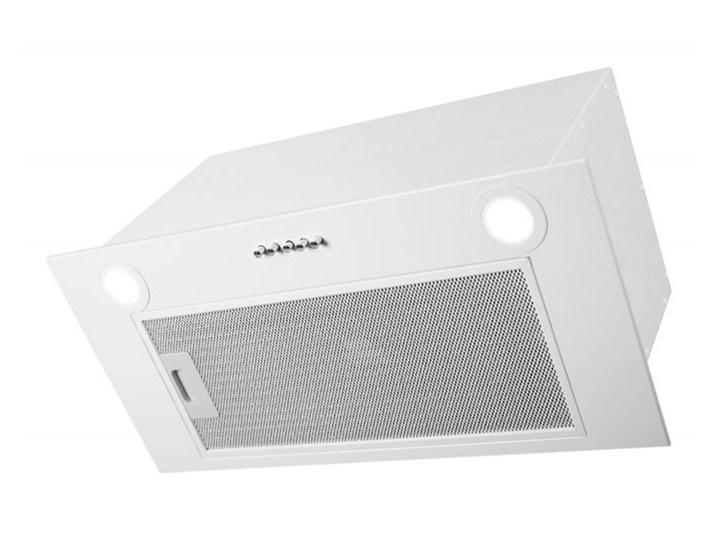 Okap podszafkowy Aris Eco White 59,5 cm Okap do zabudowy Sterowanie Mechaniczne