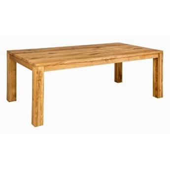 Stół drewniany, dębowy rozkładany Fortis