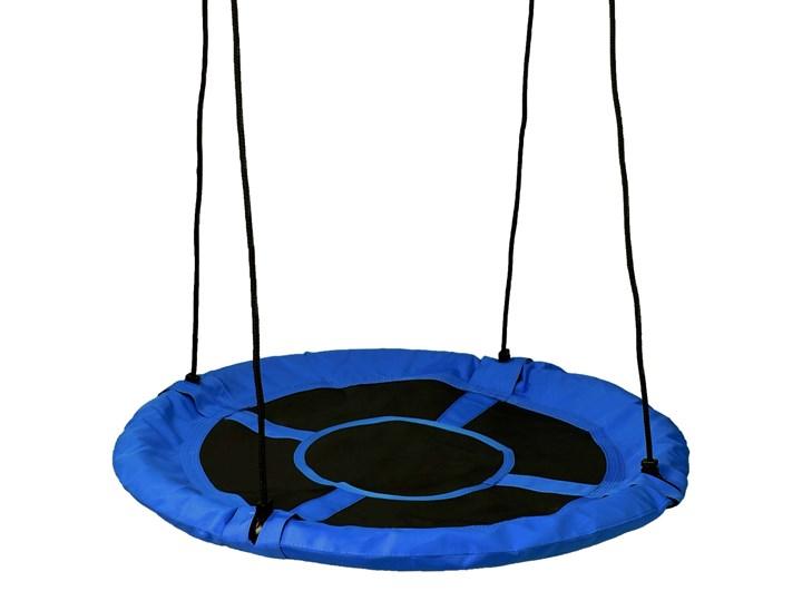 Huśtawka ogrodowa bocianie gniazdo ROMEK niebieska 60cm Pianka Metal Kategoria Huśtawki dla dzieci