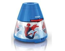 Lampa dziecięca stojąca LED Spiderman Projector 71769/40/16 Philips_DARMOWA DOSTAWA !!!