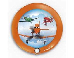 Plafon dziecięcy LED Planes Orange 71765/53/16 Philips_DARMOWA DOSTAWA OD 99 zł
