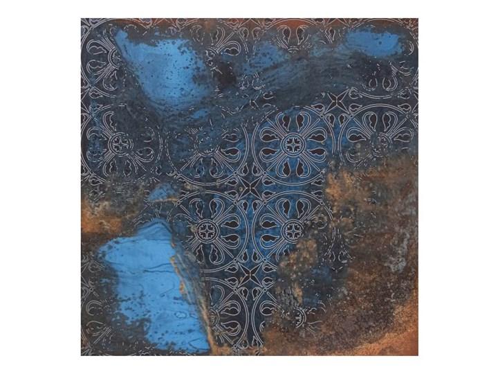 Gres Ceramstic 80 x 80 cm stain pattern mat 1,28 m2 Wzór Ornamenty Kwadrat 80x80 cm Płytki kuchenne Płytki podłogowe Płytki tarasowe Kategoria Płytki