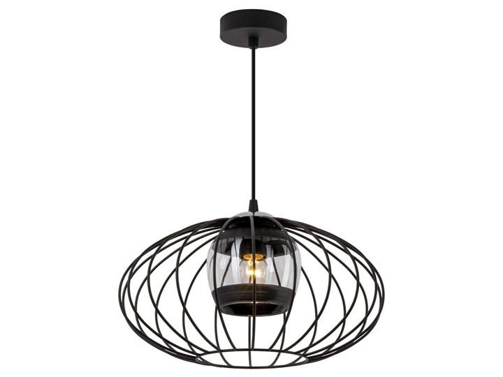 Lampa wisząca Sofia 1 Szkło Metal Lampa z kloszem Lampa z abażurem Lampa druciana Kategoria Lampy wiszące