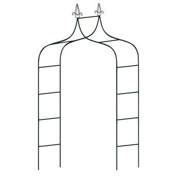 Pergola metalowa - iglica