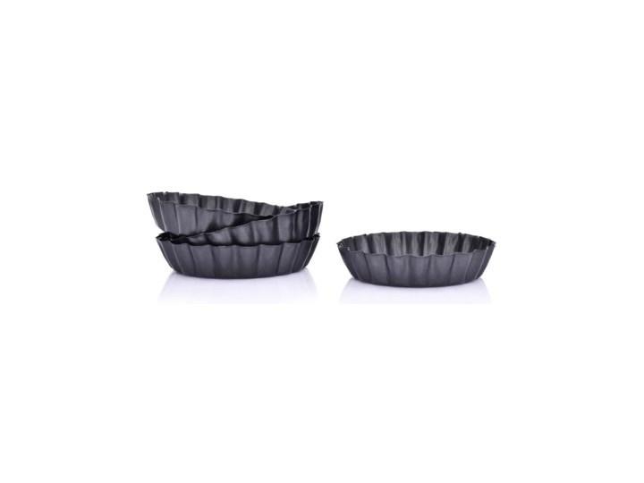 Zestaw mini form do tarty DUKA GOTA BAKE 4 sztuki stal węglowa Kategoria Formy i foremki