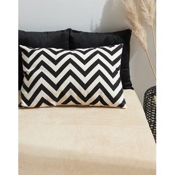 Sinsay - Poduszka dekoracyjna 40x60 - Kremowy