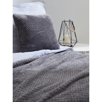 Sinsay - Narzuta na łóżko 160x200 - Szary