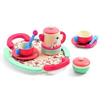 Dziecięcy serwis do herbaty Djeco Tea