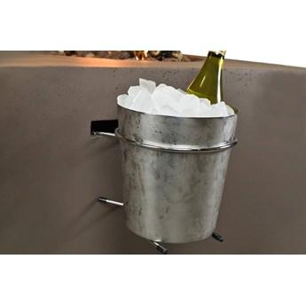Pojemnik na wino do paleniska gazowego