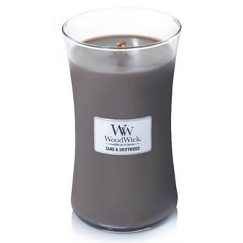 Świeczka duża WoodWick Sand & Driftwood 609,5g