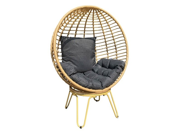 Fotel Samui technorattan Kokony Stal Kategoria Fotele ogrodowe