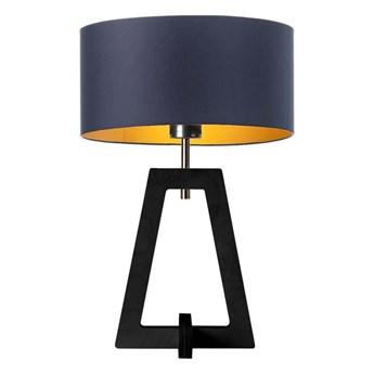 LAMPA NA STOLIK TERIO WALEC GOLDEN