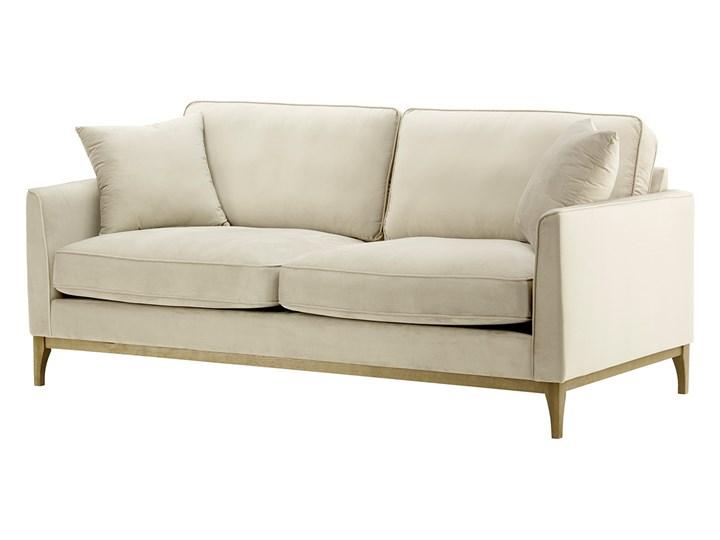 Sofa trzyosobowa Linara Głębokość 63 cm Szerokość 201 cm Głębokość 95 cm Kategoria Sofy i kanapy Materiał obicia Welur
