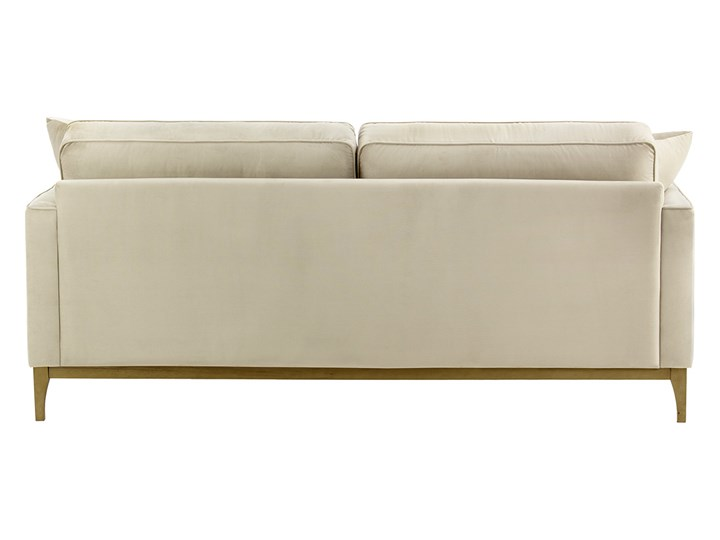 Sofa trzyosobowa Linara Szerokość 201 cm Głębokość 95 cm Głębokość 63 cm Pomieszczenie Salon Materiał obicia Tkanina