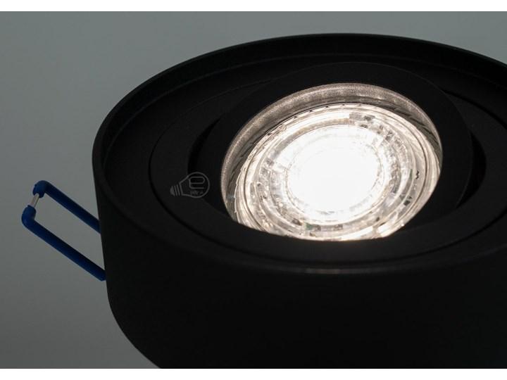 Punktowa oprawa sufitowa wpuszczana SKAND 1 MINI Black IP20 okrągła czarna EDO777127 EDO Oprawa stropowa Kolor Czarny Okrągłe Oprawa wpuszczana Kategoria Oprawy oświetleniowe