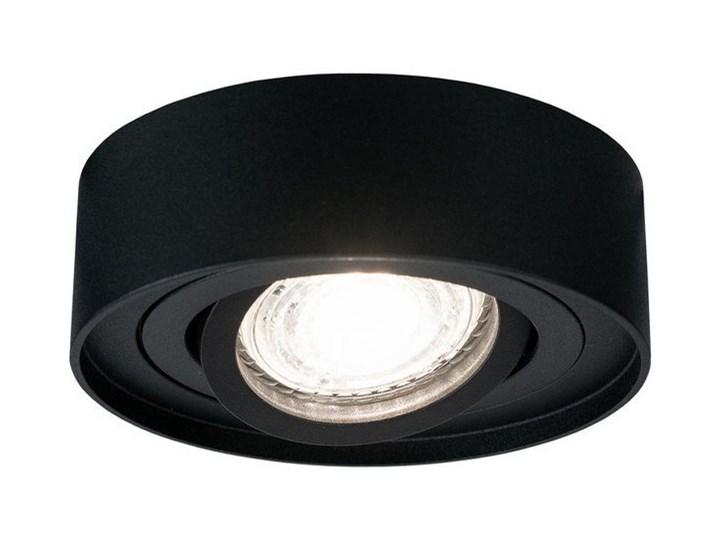 Punktowa oprawa sufitowa wpuszczana SKAND 1 MINI Black IP20 okrągła czarna EDO777127 EDO Okrągłe Oprawa stropowa Kolor Czarny Oprawa wpuszczana Kategoria Oprawy oświetleniowe