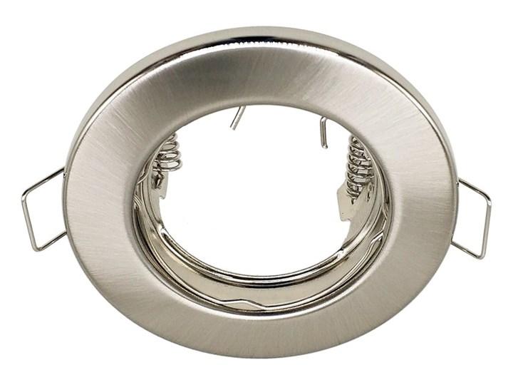 Punktowa oprawa sufitowa wpuszczana MURID Nickel IP20 okrągła nikiel EDO777294 EDO Oprawa stropowa Oprawa wpuszczana Okrągłe Kategoria Oprawy oświetleniowe