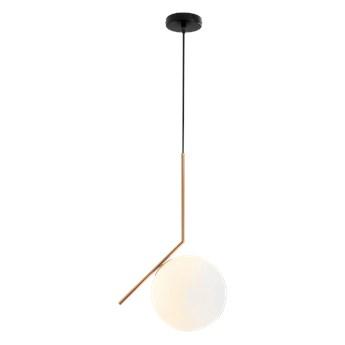 Lampa wisząca PELOTA E27 złoty biały EDO777202 EDO