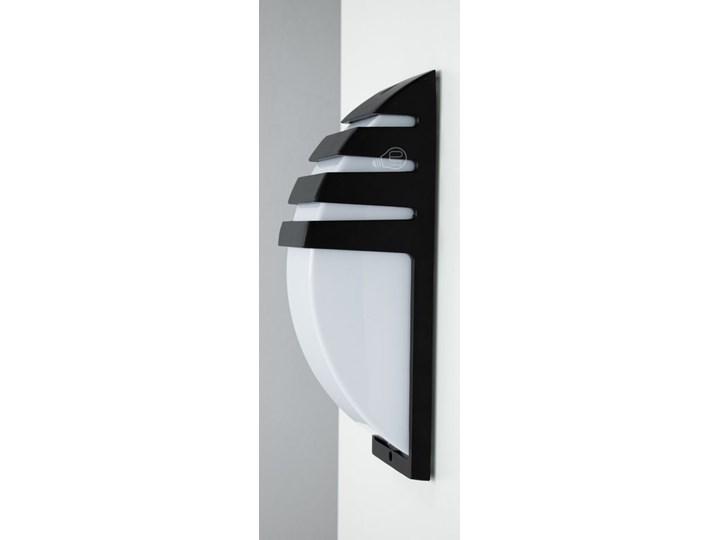 Ogrodowa oprawa elewacyjna kinkiet ZOFIN E27 IP54 czarny EDO777354 EDO Garden Line Kinkiet ogrodowy Kategoria Lampy ogrodowe Lampa LED Kolor Biały